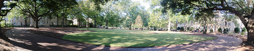 USC Horseshoe Panorama