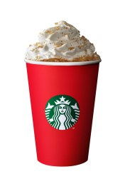 Toffee Nut Latte (Hot)