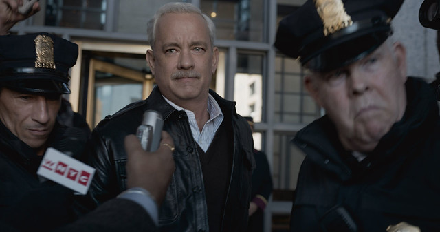 Tom Hanks Sully Movie