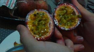 Passionfruit yum