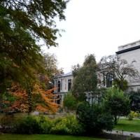Belgium: Antwerp - botanical garden