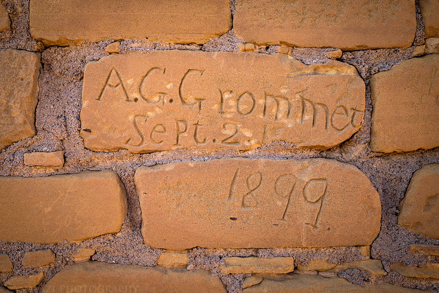 A.G. Grommet 1899