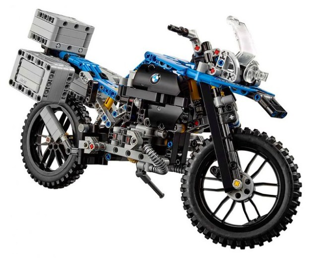 42063 LEGO Technic BMW R 1200 GS
