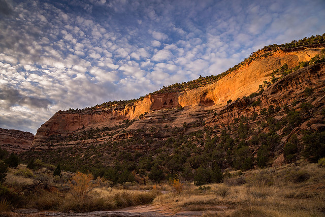 Knowles Canyon Clouds
