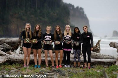 tillamook cross country team
