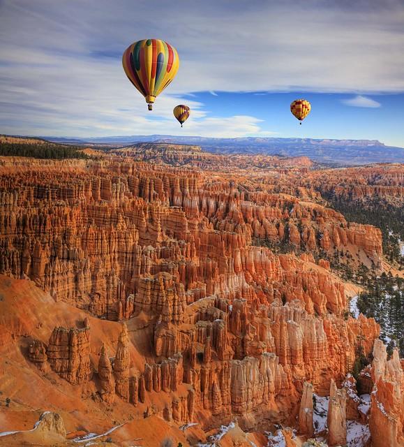 hot air balloon grand canyon # 6