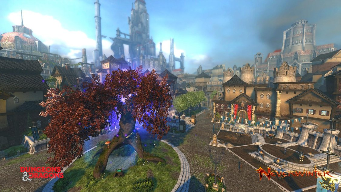 Neverwinter Heading to PS4 on July 19
