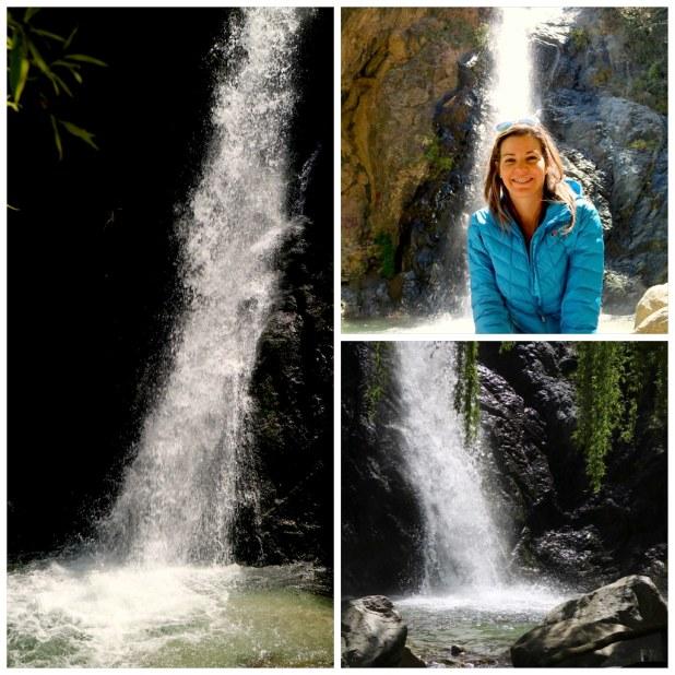Cascada Valle Ourika