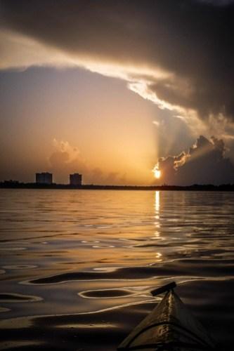 Indian River Sunrise Kayaking-31