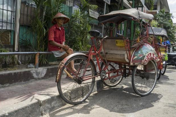 Transporte en Indonesia