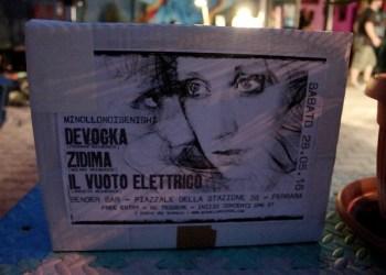 Minollo Noise Night [IL VUOTO ELETTRICO + ZIDIMA + DEVOCKA live@Bender Ferrara] 28.05.16