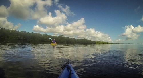 Indian River Paddling-21