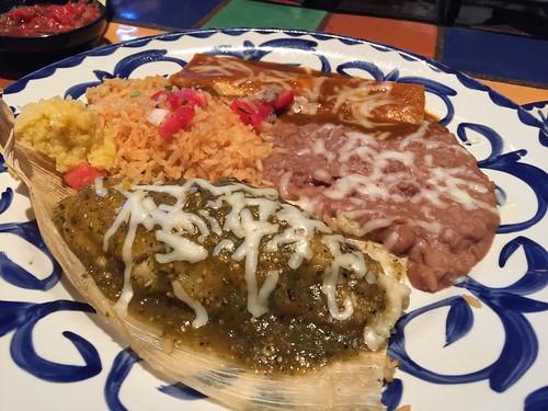 dinner at El Torito
