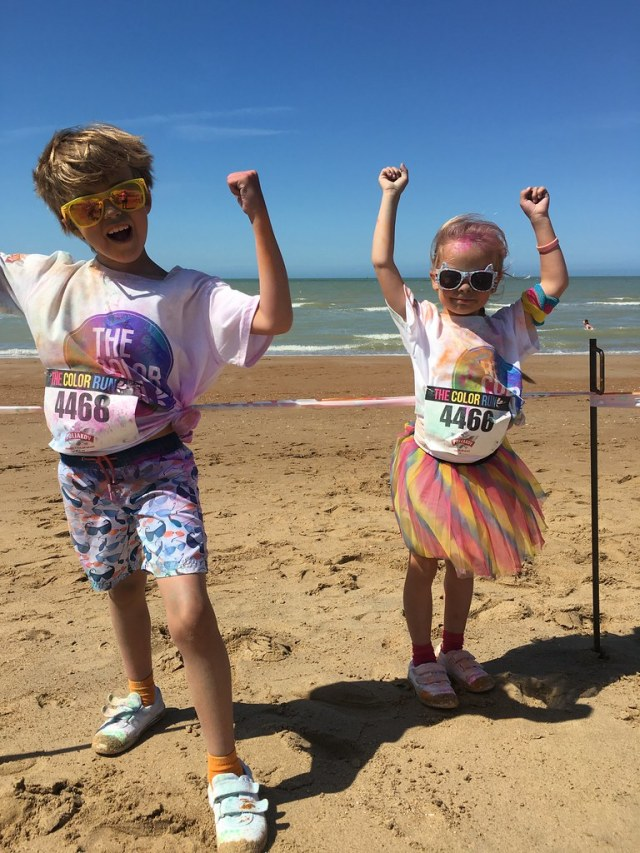 The Color Run - Oostende