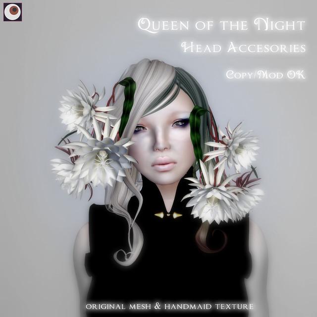 *NAMINOKE*QueenOfNight_Head AD