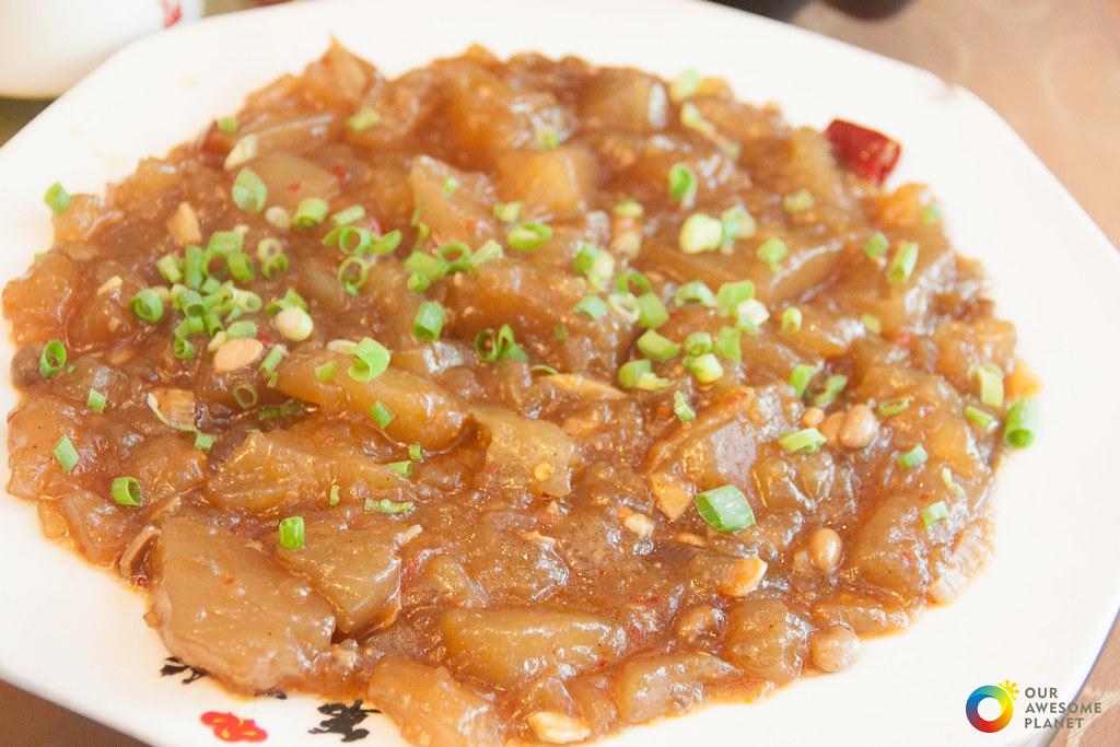Zhengzhou: Henan Dishes
