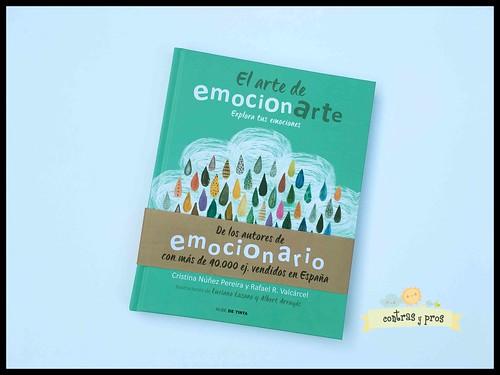 Libro El arte de emocionarte. Reseña