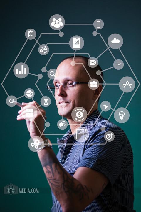 Techie Portraits