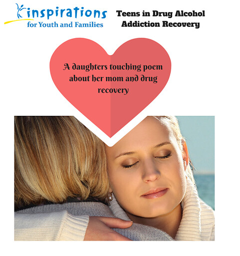 teen prescription abuse poem to mom