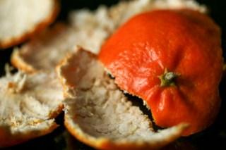 tangerine peel, mandarijnenschil