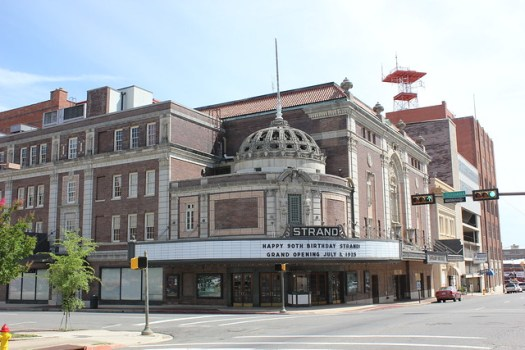 Strand Theatre, Shreveport LA
