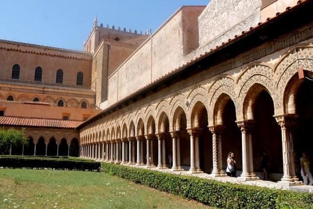 Claustro Catedral de Monreale