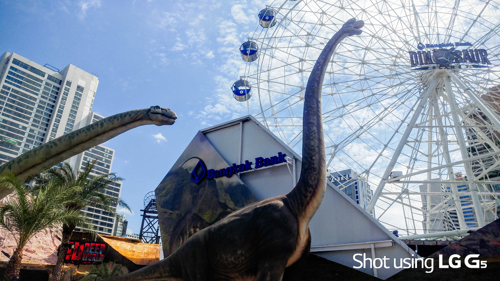 Dinosaur Planet - Wide