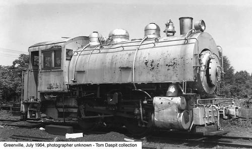 Porter #9 Engine in Greenville SC