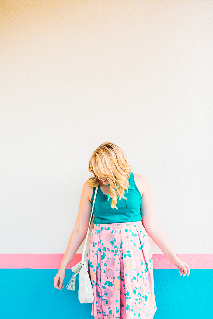 lularoe madison floral skirt4