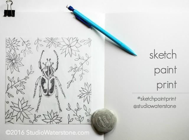 sketchpaintprint #1 (sketch)