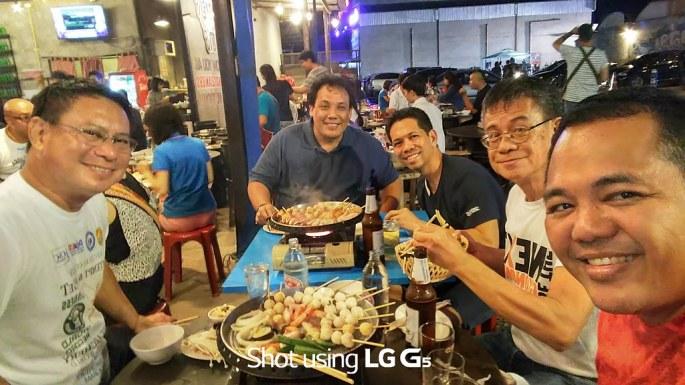 LG G5 Chiangmai Mastermind Selfie