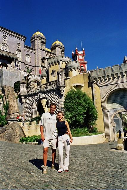 Palacio da Pena de Sintra