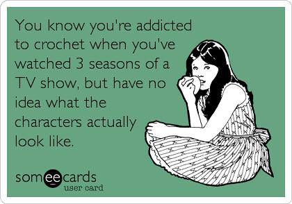 Funny Crochet Meme
