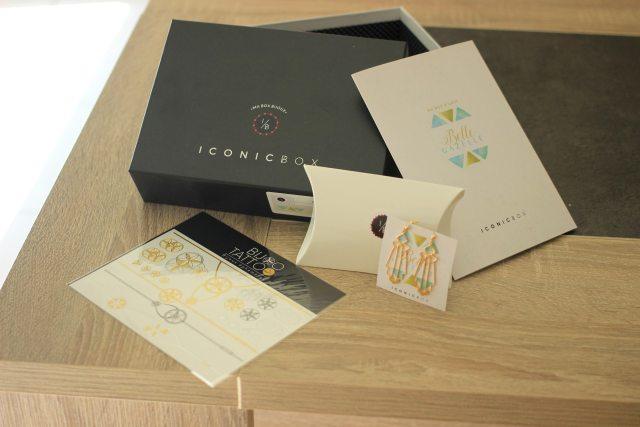 6 Iconic box bijou
