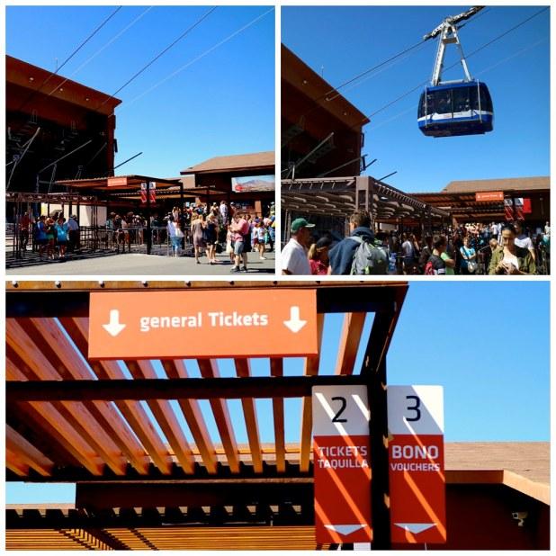 Tickets Teleferico del Teide