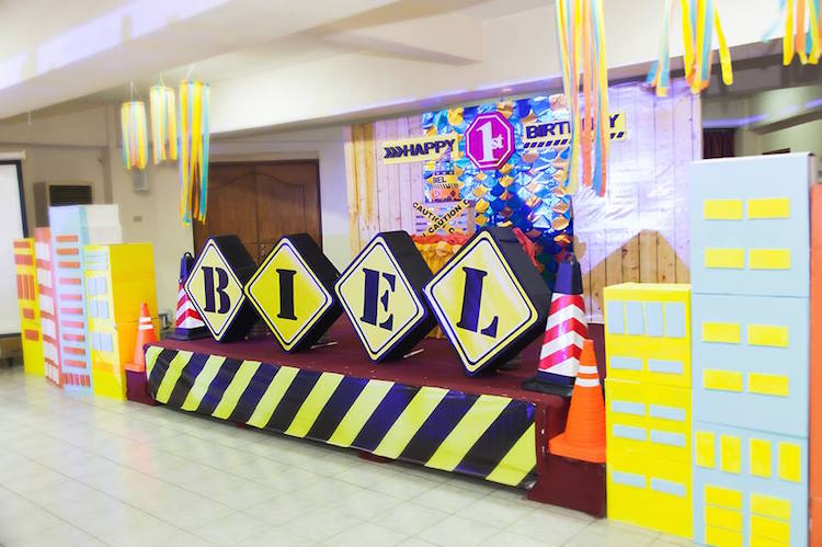 Homemade Parties DIY Party _Construction Themed Party07