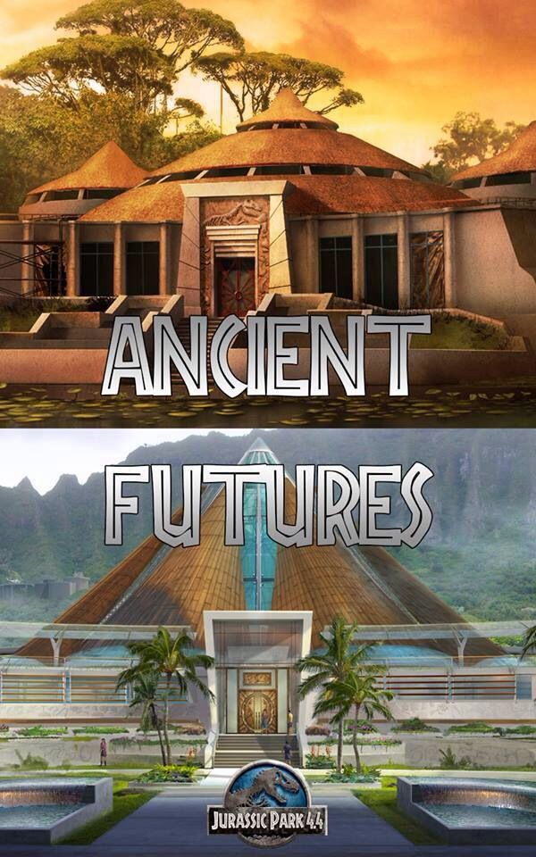 Ancient Futures por JP4.4