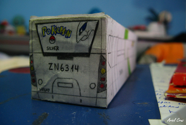 Bus de Papel 222e - ZN6314