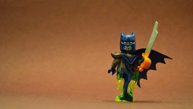 ZOMBIE PIRATE GHOST BATMAN