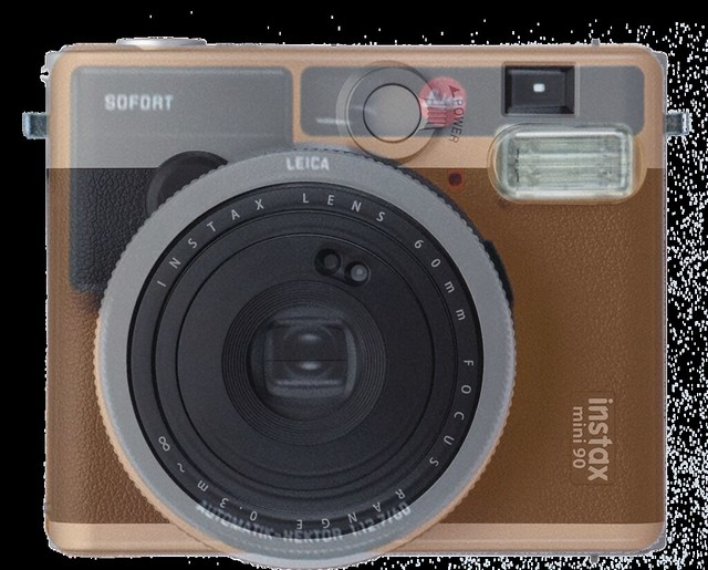SOFORT and Instax90