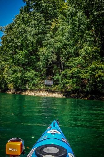 Lake Jocassee with Bennie Waddell-75