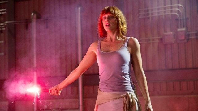 Claire - Bryce Dallas Howard - Jurassic World