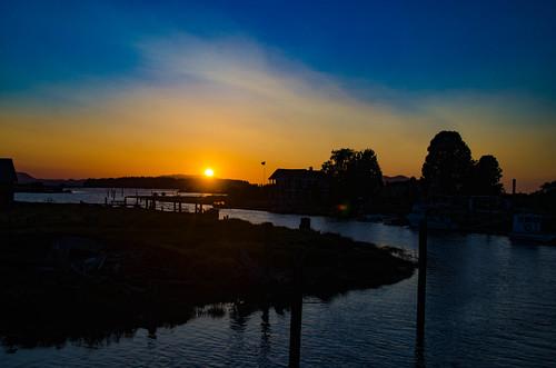 Samish Island Sunset-004