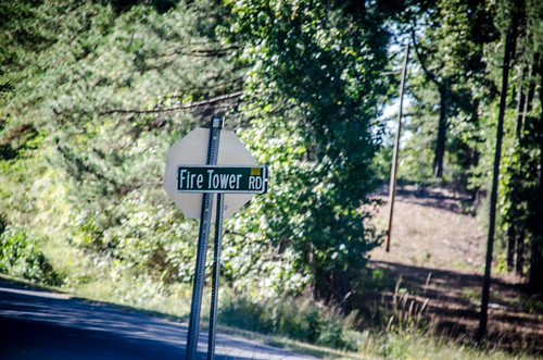 Lowndesville Fire Tower
