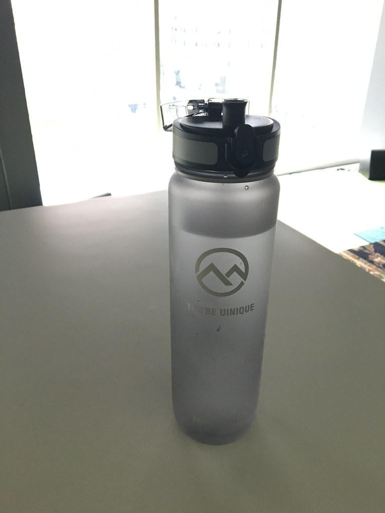 Things: Miracol Water Bottle