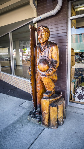 Wood Carvings in Sedro-Woolley