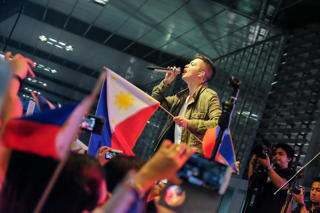 Bamboo at Pinoy Pride Rocks - 14