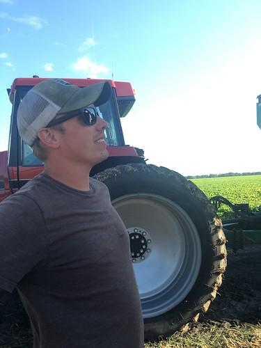 Farmer Lee.