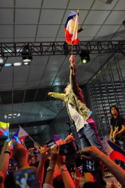 Bamboo at Pinoy Pride Rocks - 13