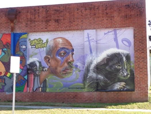 Baton Rouge Murals Project